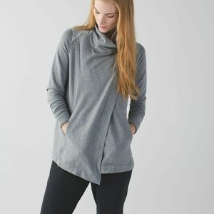 Lululemon Wrap Sweater 8